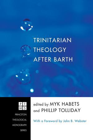 Trinitarian Theology after Barth PDF