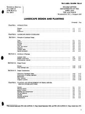 Landscape Design and Planting