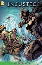 Injustice: Gods Among Us: Year Five (2015-) #5