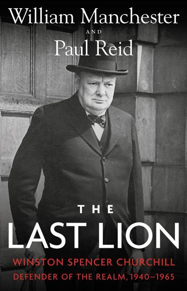 Download The Last Lion Book