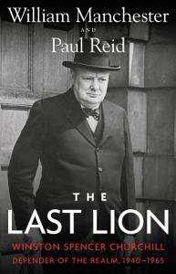 The Last Lion Book
