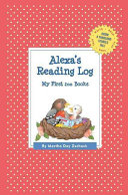 Alexa's Reading Log: My First 200 Books (Gatst)