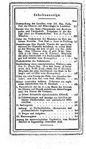 Journal für Chemie und Physik: Band 24