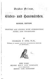 Brüder Grimm: Kinder und hausmärchen