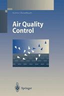 Air Quality Control PDF