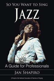 So You Want to Sing Jazz PDF