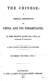 The Chinese: Volumes 1-2