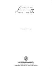 Elements of Literature  Grade 9 Intervention Worktext PDF