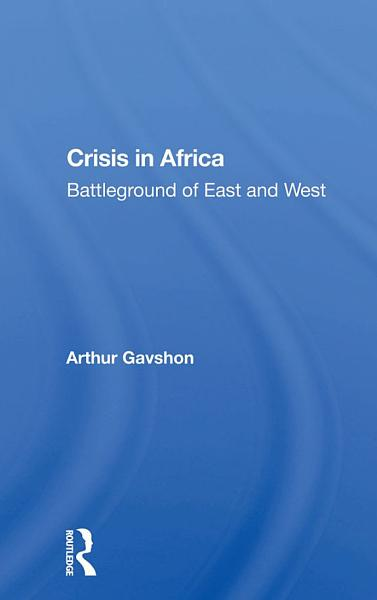 Download Crisis In Africa Book