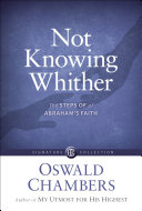 Not Knowing Whither