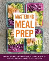 Mastering Meal Prep PDF