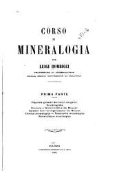Corso di mineralogia