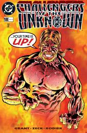 Challengers of the Unknown (1997-) #18