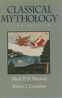 Classical Mythology Book