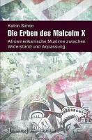 Die Erben des Malcolm X PDF