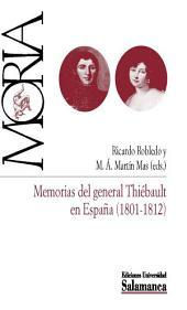 Memorias del general Thiébault en España (1801-1812)