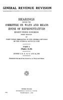 General Revenue Revision PDF