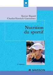Nutrition du sportif: Édition 2