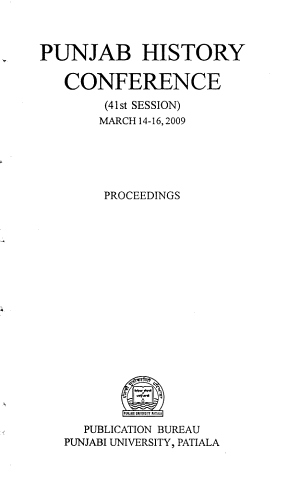 Proceedings PDF