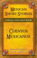 Mexican Short Stories   Cuentos mexicanos PDF