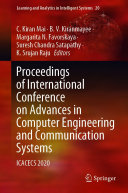 Proceedings of International Conference on Advances in Computer Engineering and Communication Systems