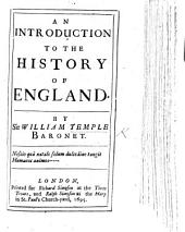 An Introduction to the History of England