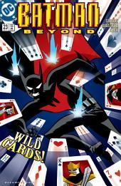 Batman Beyond (1999-) #23