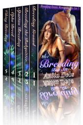 The Breeding Box Set (Breeding Erotic Romance x5)
