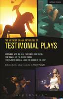 The Methuen Drama Anthology of Testimonial Plays PDF