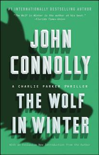The Wolf in Winter Book