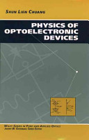 Physics of Optoelectronic Devices PDF