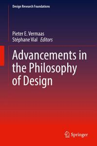 Advancements in the Philosophy of Design Book