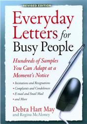 Everyday Letters for Busy People  Rev Ed PDF