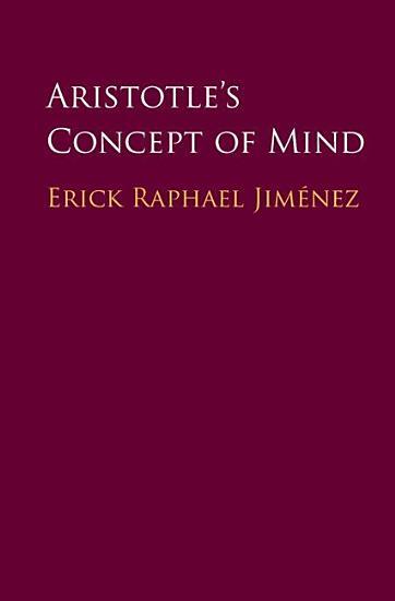 Aristotle s Concept of Mind PDF