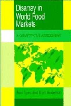 Disarray in World Food Markets PDF