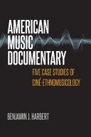 American Music Documentary PDF