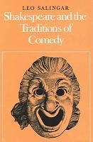 Shakespeare and the Traditions of Comedy PDF