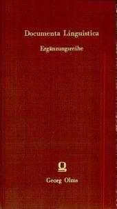 Grammatisches Wörterbuch der deutschen Sprache: Band 1
