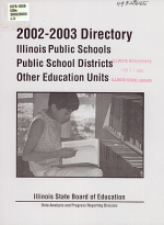 Illinois Public Schools, Public School Districts, Other Education Units