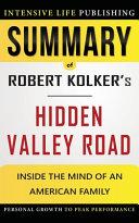 Download Summary of Hidden Valley Road Book