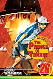 The Prince of Tennis, Vol. 26: Ryoma Echizen vs. Genichiro Sanada