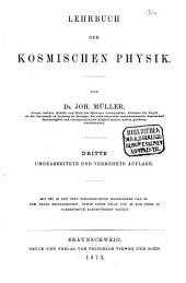 Lehrbuch der kosmischen Physik: Band 1