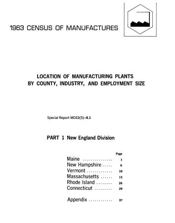 1963 Census of Manufactures  Shipments of defense oriented industries PDF