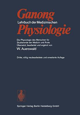 Ganong S Review Of Medical Physiology 25th Edition