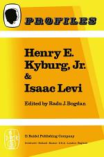 Henry E. Kyburg, Jr. & Isaac Levi