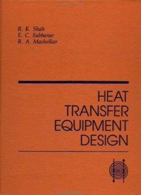 Heat Transfer Equipment Design