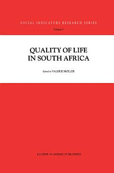 Quality of Life in South Africa PDF