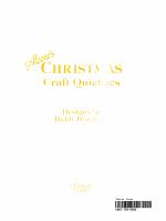 Aleene's Christmas Craft Quickies