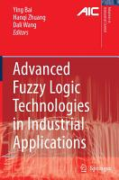 Advanced Fuzzy Logic Technologies in Industrial Applications PDF