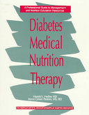 Diabetes Medical Nutrition Therapy